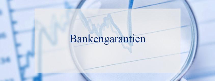 bankengarantien