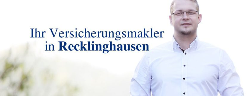Versicherungsmakler in Recklinghausen